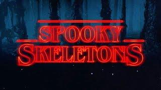 Gambar cover Spooky, Stranger Skeletons
