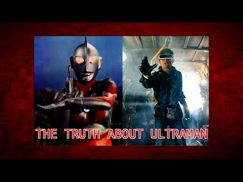 The REAL Reason Why Ultraman Isn't In Ready Player One | TOKUTHOLOGY