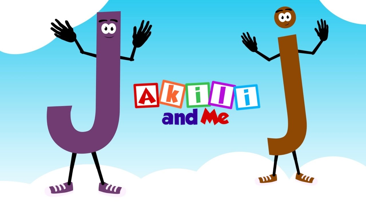 The Letter J Song   Educational phonics song from Akili and Me, the African Edu-Cartoon