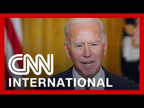 Biden breaks with Trump, affirms transatlantic ties