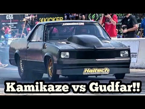 Kamikaze Chris Turbo El Camino vs Gudfar at Armageddon No Prep