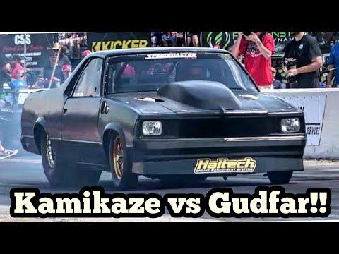 Kamikaze Chris Turbo El Camino vs Gudfar at Armageddon No Prep