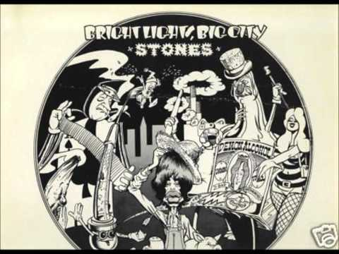 Rolling Stones - Bright Lights, Big City - Side 1