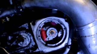 электронное зажигание на чезет .Inner Rotor Kit Flywheel Ignition