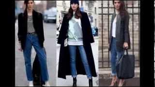 видео Модные джинсы 2015