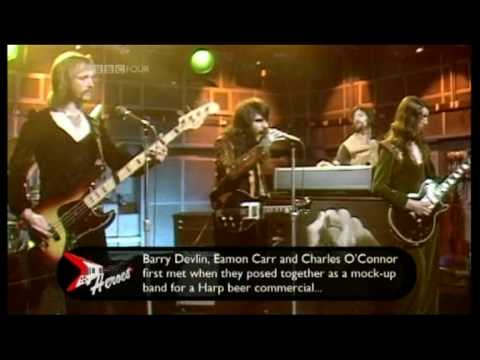HORSLIPS - Dearg Doom (1974 UK TV Performance) ~ HIGH QUALITY HQ ~