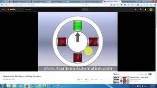 Động cơ bước - Bài 01: Cấu tạo và nguyên lý hoạt động, full step vs half step thumbnail