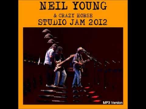 Neil Young & Crazy Horse - Studio Jam 2012 [37 minutes]