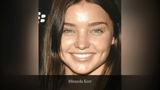 Natural Beauties : 38 Celebrities Gorgeous Without Makeup