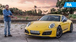 Porsche 911 Carrera T (370 cv). Ainda mais ESPECIAL!