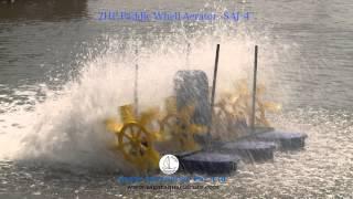 2hp Paddle Wheel Aerator J Type