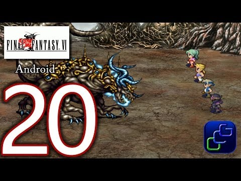FINAL FANTASY 6 (VI) Android Walkthrough - Part 20 - Floating Continent