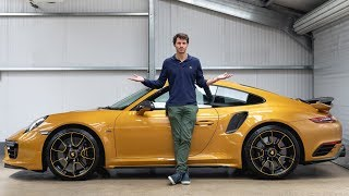 5 Reasons Why The 911 (991) Turbo S Exclusive Series Is So Collectible!