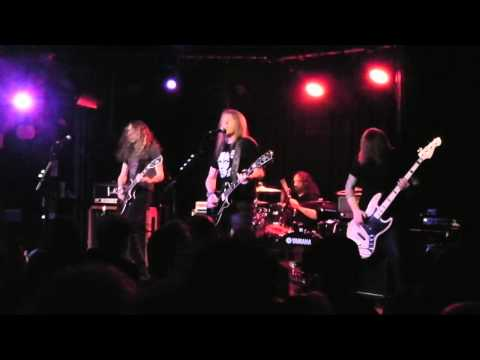 Angel Witch - Live at the Limelight 2 Belfast 15/03/2015