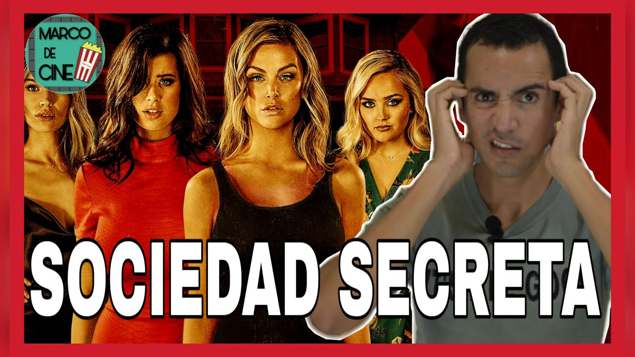 SOCIEDAD SECRETA (THE ROW)  Crítica / Review 💥