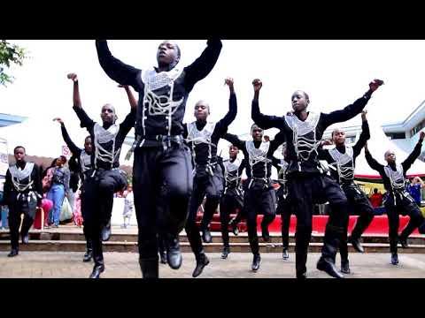Light Academy Boys at The 6th Nairobi International Cultural Festival