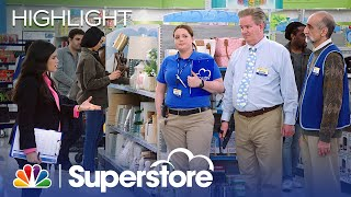 Everyone Is Scared of Carol - Superstore