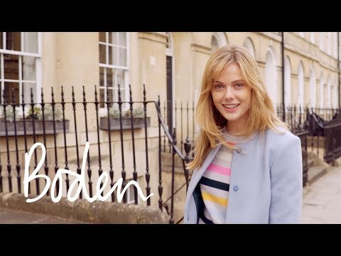Boden AW17 Lookbook: Casual Outfits for Autumn