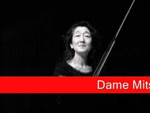 Dame Mitsuko Uchida: Mozart - Sonata in A major, 'Andante grazioso' No. 11 K. 331