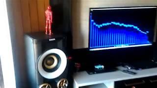 Baixar Som Philips NX8, q audio gostoso de ouvir pode ser qualquer estilo musical, alto e bom som. 12/2017