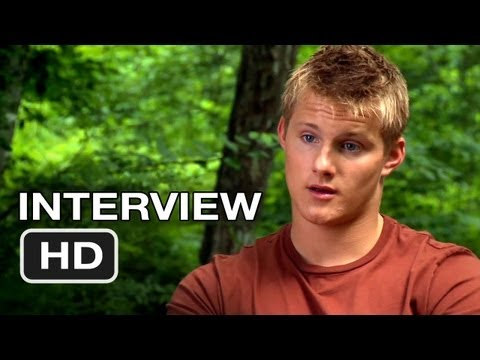 The Hunger Games  Alexander Ludwig  2012 HD Movie
