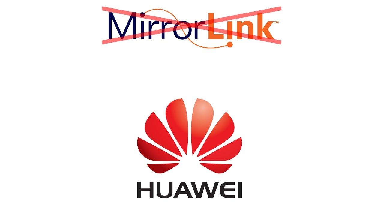 MirrorLink on Huawei