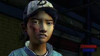 The Walking Dead Season Two Is Censored In Japan