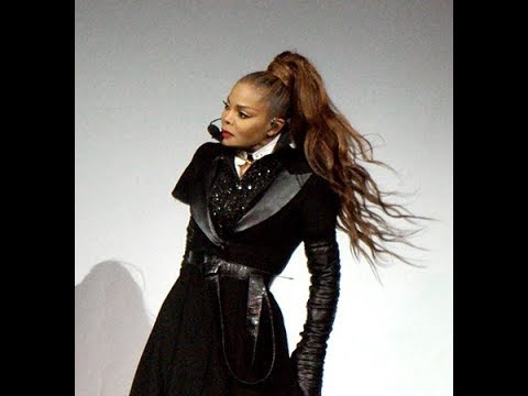 Janet State of the world tour Chicago pt 1