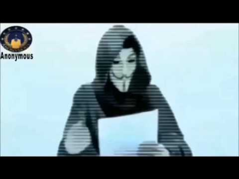 'Hacktivist' group Anonymous 'declare war' against jihadists