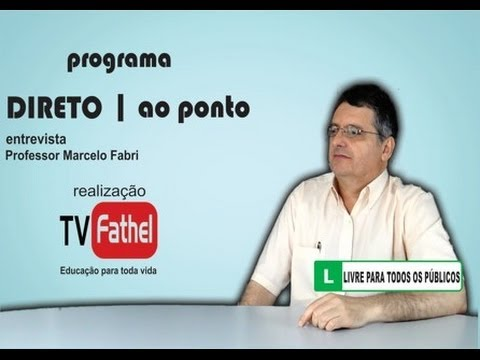 TV FATHEL - Professor Dr. Marcelo Fabri