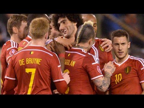 CYPRUS 0-3 BELGIUM (WORLD CUP - QUALIFICATION) 06-09-2016