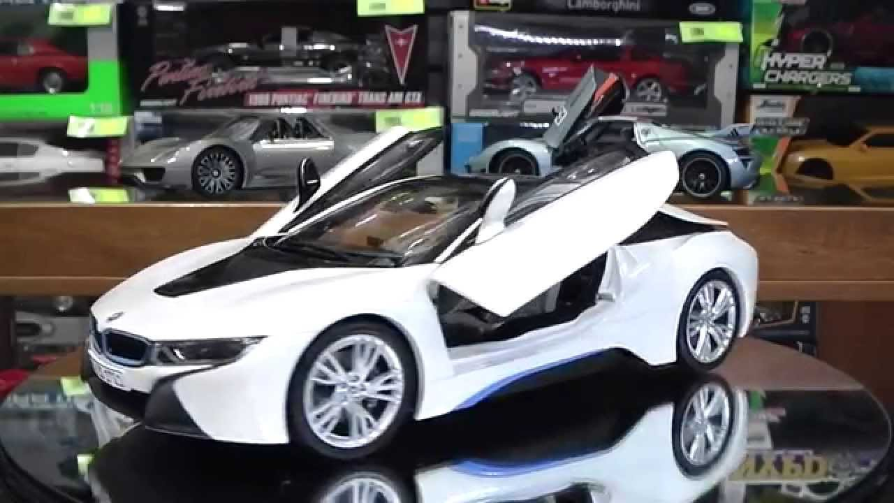 revisi n 1 18 bmw i8 de paragon youtube. Black Bedroom Furniture Sets. Home Design Ideas
