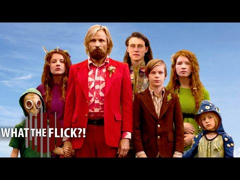 Captain Fantastic - Official Movie Review