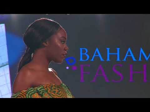 VIDEO: BAHAMAS FASHION WEEK 2017 MADAM WOKIE PRESENTATION