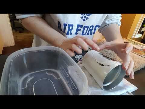 Waterslide paper tattoo technique tutorial