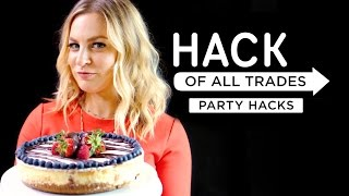 5 DIY Party Hacks | Hack Of All Trades