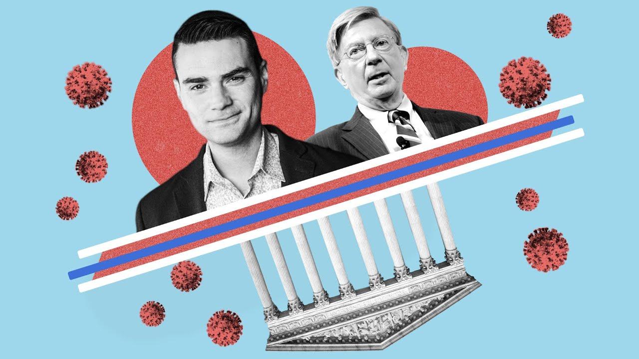 Download Ben Shapiro And George Will Discuss The Woke Future Of America