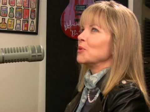 Charlie Tuna Show interviews Melissa Anderson