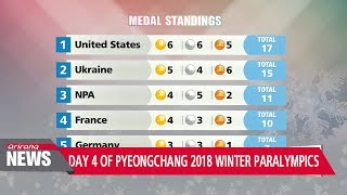 Day 4 of PyeongChang 2018 Winter Paralympics