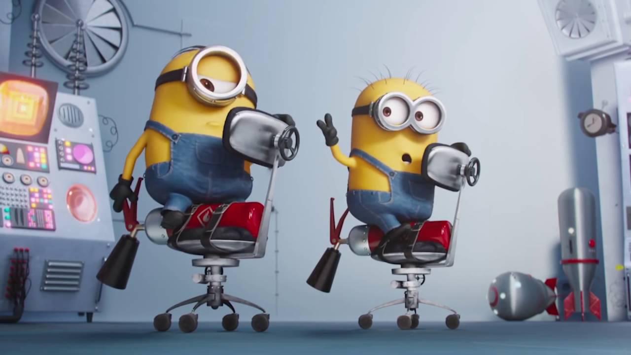 500+ Gambar Animasi Keren Minion Terbaik