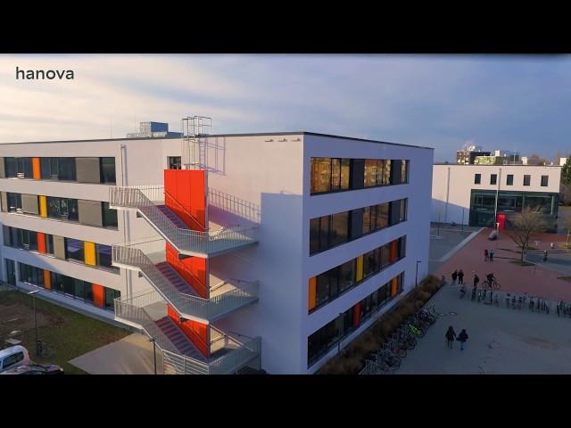 Neubaukonzept: Leonore-Goldschmidt Schule in Hannover | hanova