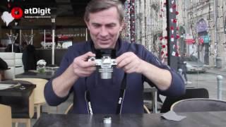 видео Photokina 2014: Новые объективы Leica M-System