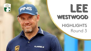 Lee Westwood Highlights | Round 3 | 2018 DP World Tour Championship, Dubai