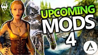 6 NEW awesome, amazing and cool UPCOMING console mods for skyrim sp...