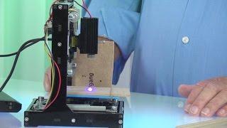 Lasergraviergerät