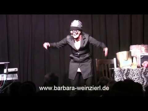 Barbara Weinzierl, Wir müssen reden! Sex, Geld und Erleuchtung 3.0 Live aus dem Schlachthof München