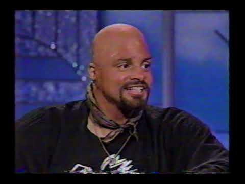 1990 Sinbad interview (Arsenio Hall Show)