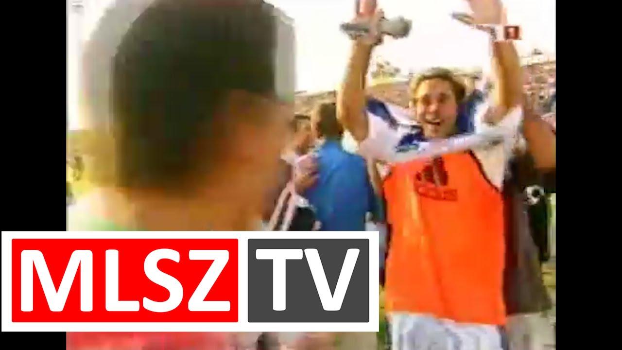 Zalaegerszeg-Ferencváros | 1-1 | 2002. 04. 24 | MLSZ TV Archív