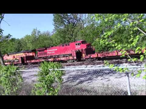 The Great Louisville Railfanning trip 2017