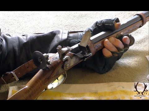 How to shoot a black powder rifle /muzzleloader
